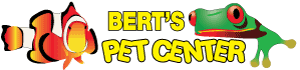 Bert's Pet Center Logo